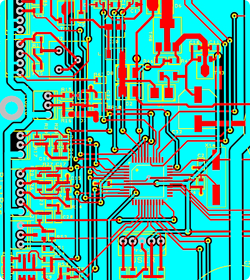 Production circuit board