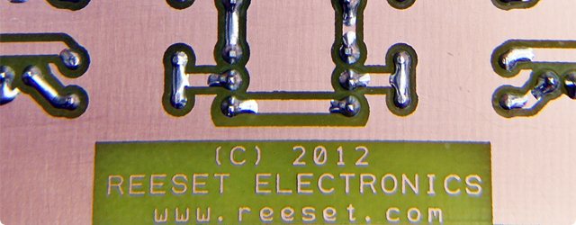Prototype Circuit Board